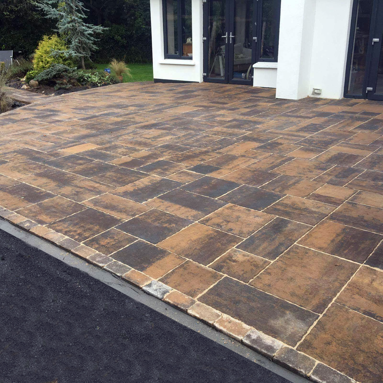 Mass Paver Patio